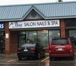 Aplus nail newmarket front a plus nail spa for A plus nail salon