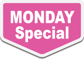 Monday Promotion at A Plus Nail & Spa - Your Best Nail Salon in Newmarket