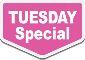 Tuesday Promotion at A Plus Nail & Spa - Your Best Nail Salon in Newmarket
