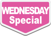 Wednesday Promotion at A Plus Nail & Spa - Your Best Nail Salon in Newmarket