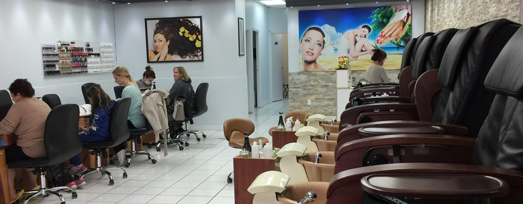 A Plus Nails & Spa Newmarket Slice 1
