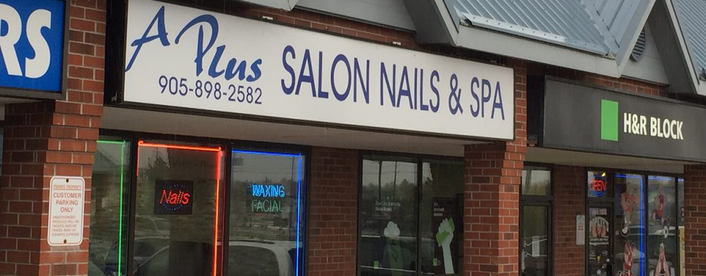 A Plus Nails & Spa Newmarket Slice 2